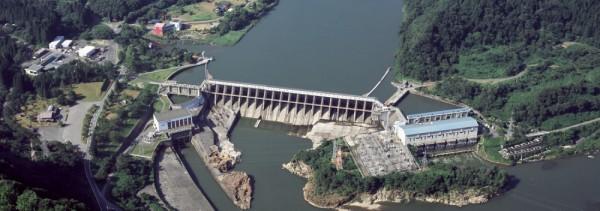 東北電力 阿賀野川水系ダム情報