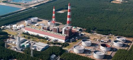 火力発電所|東北電力
